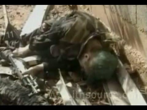 War in Kosovo village Kleqk 15 august 1998