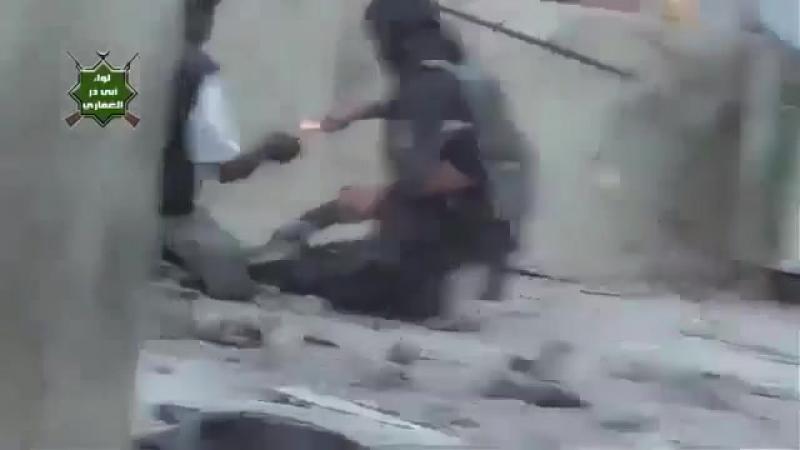 Бой сирия перестрелки fighting