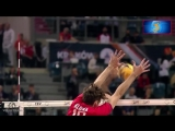 Epic moments in volleyball - the video is just for the mood -