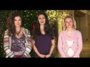 RUS | Поздравление с Днём матери от Милы Кунис, Кристен Белл и Кэтрин Хан из фильма «Очень плохие мамочки 2».