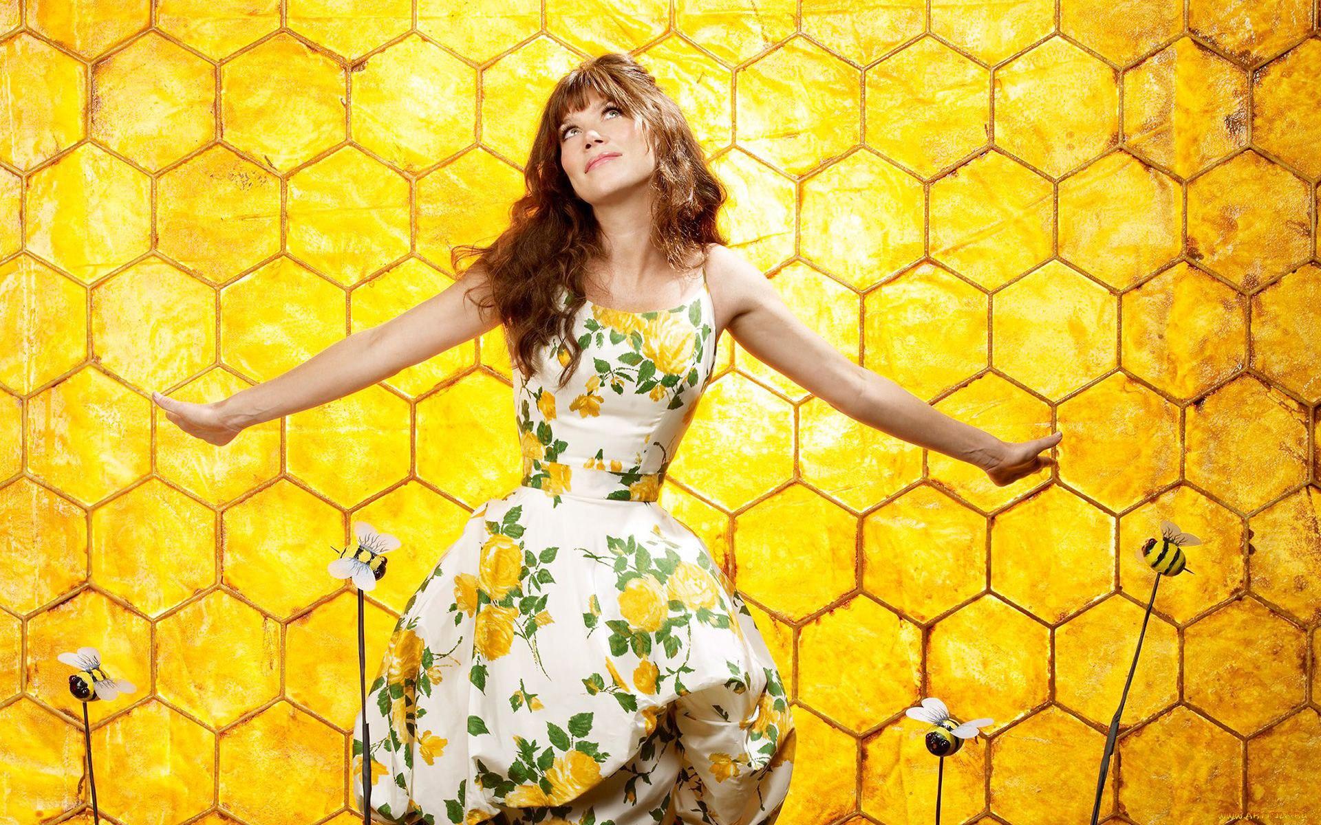 Преимущества мёда в сезон сбора