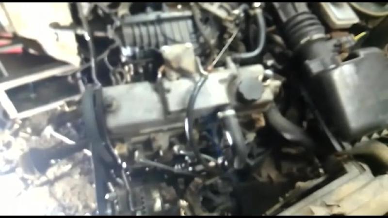 Двигатель ВАЗ 2114 1.6 8 клапанный инжектор