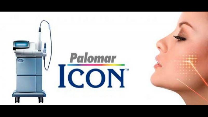 Промо-ролик про процедуру фотоомоложение Palomar Icon