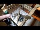 Кресло своими руками каркас кресла часть 3 DIY frame armchair