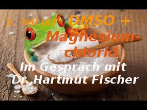 DMSO Magnesiumchlorid Im Gespräch mit Dr Hartmut Fischer 3 Teil 6