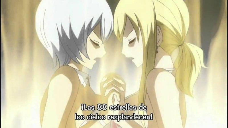 Fairy Tail - Urano Metría Lucy Yukino.
