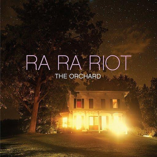 Ra Ra Riot альбом The Orchard