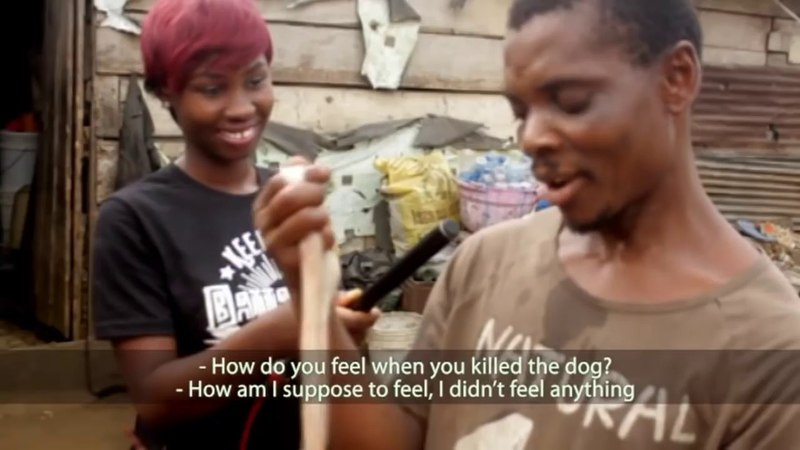 Is Dog The Best Meat In Port Harcourt?!