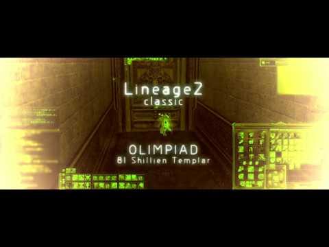 Lineage2 Classic JP Olympiad 81 Shillien Templar vol.07