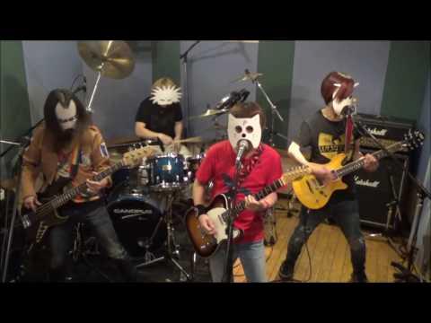 バンドで 進撃の巨人Season2 OP『心臓を捧げよ! Linked Horizon』を演奏。流田Project