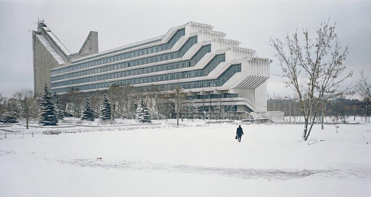 Футуристическая архитектура СССР