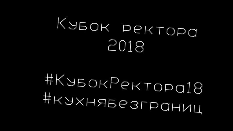 Кубок Ректора (команда Палки-Тыкалки)