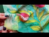 Batik #elenkospb. Косынка