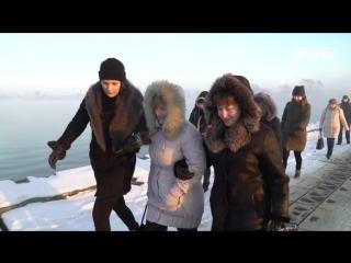 «Все пропито и прогулено», - Анна Бонд разбирается почему провис автомобильный мост над Припятью