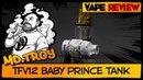 SMOK TFV12 Baby Prince Tank Prince Tank Баки с пипкой 😆😆