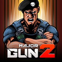 Install  Major Gun : war on terror [MOD]