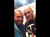 Александр Фёдоров IFBB pro передаёт привет