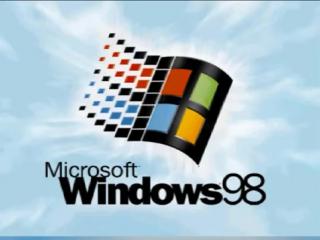 Звук запуска windows 98