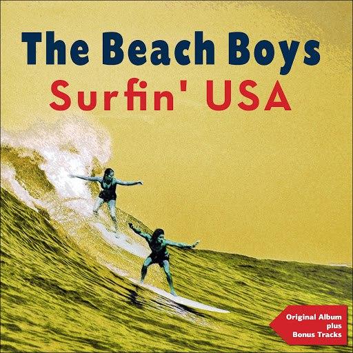 The Beach Boys альбом Surfin' USA (Original Album plus Bonus Tracks)