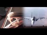 Россия с В В Путиным.Feverkin - Су-30 версия (Calendar Project_ October) Su-30