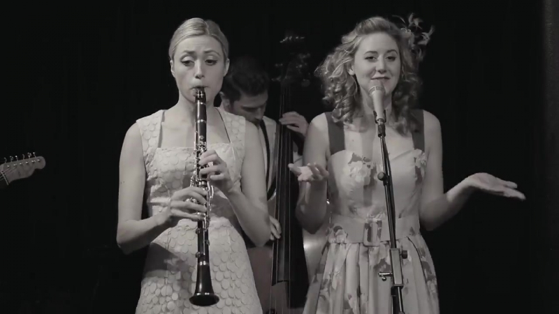 A great video lots of fun with Hetty the Jazzato Band