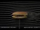 Аэродинамика для чизбургера