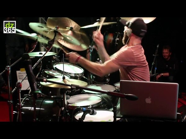 Pete Ray Biggin Drums - Mr. Pink - Level 42