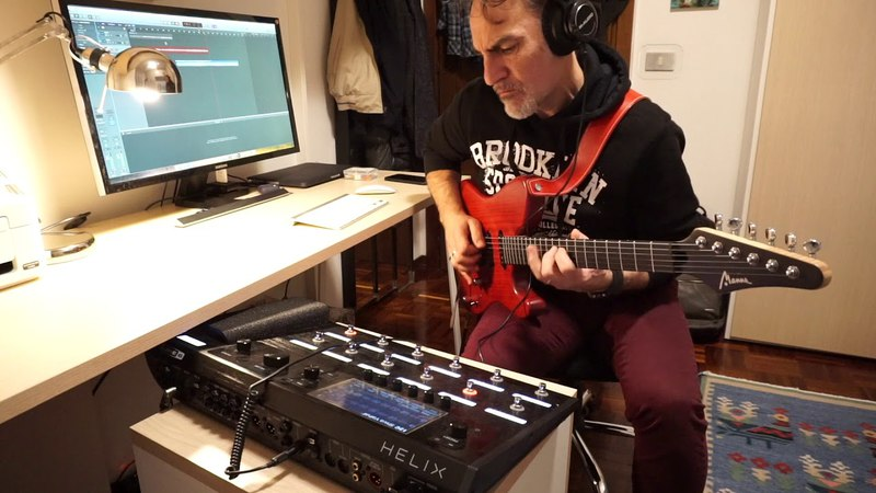 Line 6 Helix - Bogner Shiva and Matchless patch Shiva Valhall