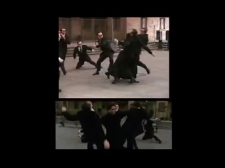 The Matrix Reloaded BTS_ Unplugged