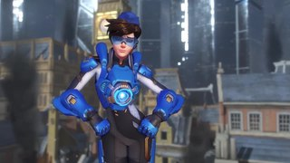 Overwatch King's Row Uprising 2018 Event Teaser