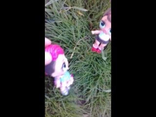 как мы играем в куколки лол