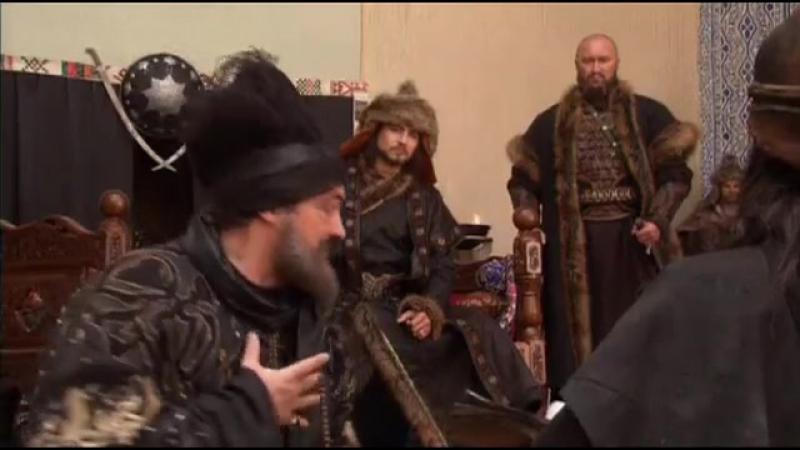 Прорицатель Омар Хайям. Хроника легенды 4 серия из 8