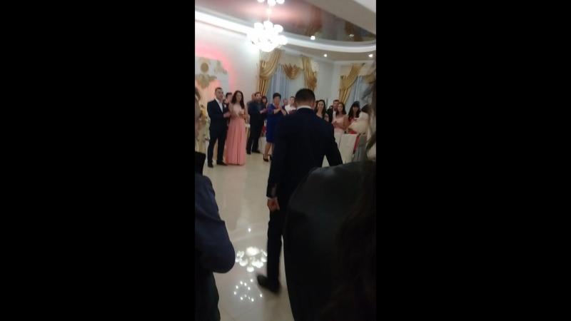 Свадьба Усман и Эльвина