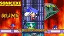 Выкуси, экзектор. Лучшая концовка (best ending). Sonic exe Nightmare Beginning Важная новость