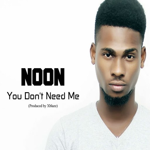 Noon альбом You Don't Need Me