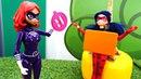 Барби превратилась в Леди ВайФай Видео для девочек