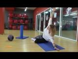 Комбо. Упражнения для снятия боли в спине. Выпуск 2