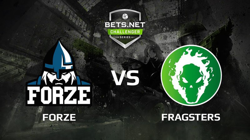 ForZe vs Fragsters, map 1 train, Bets.net Challenger Series