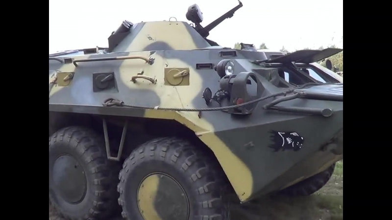Плав БТР-80