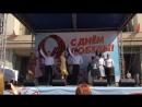 9 мая, ВЮТ, военный танец «Синий платочек»