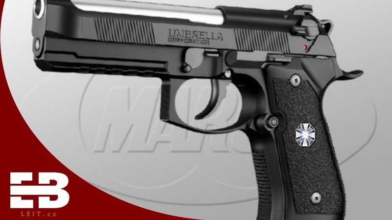 The new Albert W. model 01P - Tokyo Marui airsoft gun