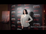 Laura Prepon attends the Orange is the New Black season 6 screening in New York, NY