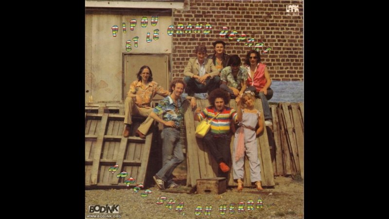 Pipou et le Grand Départ - Des escargots tout chauds (1980)