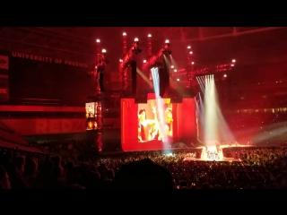 Taylor Swift-I Did Something Bad Live, Reputation Tour