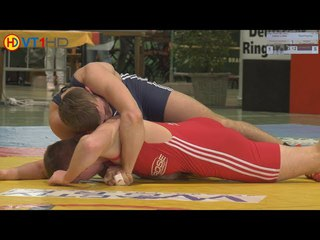 RINGEN   DM 2018 Junioren (Gr./Rö.) - 82kg FINALE