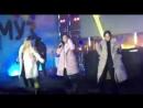 SEREBRO - Весна МУЗ-ТВ на катке ВДНХ, 11.03.18