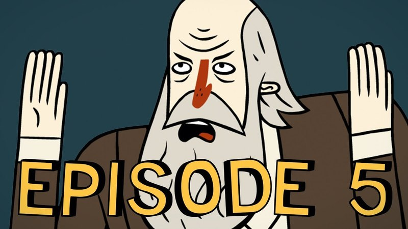 Super Science Friends Episode 5: Are You There God? It's Me Darwin | Animation