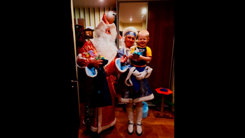 Детство -самое чудесное время,когда веришь в дедушку Мороза)А я и сейчас верю ,верю в дедушку Мороза!И вы верьте!