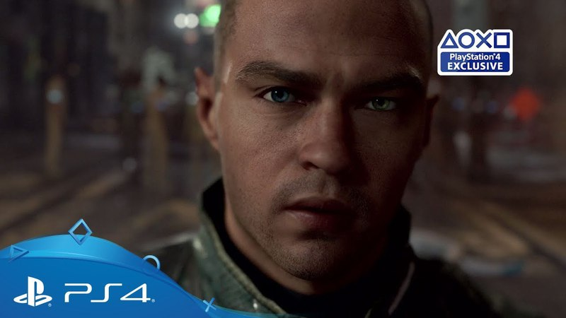 Detroit Become Human | Markus Interview | PS4 VGTimes.Ru