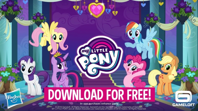 My Little Pony - Update 32 Official Trailer - Timeless Beauty_Full-HD